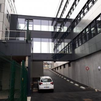 Construction du Siège de RTE à Nantes